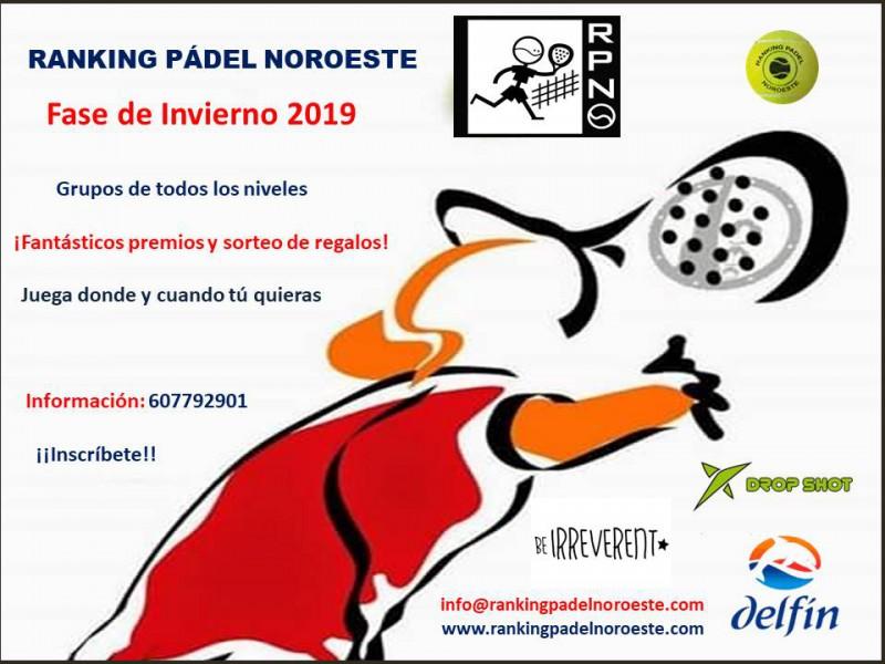 Ranking invierno 2019